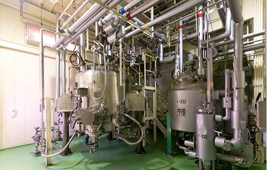 JPP-ⅠSynthesizing equipment
