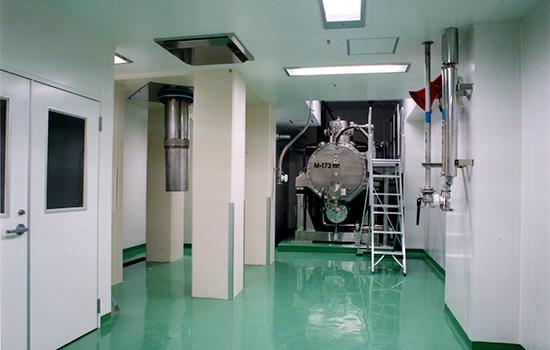 JPP-Ⅱクリーンルーム