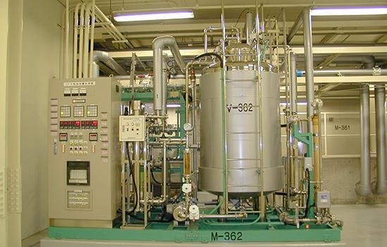 JPP-Ⅰ合成設備